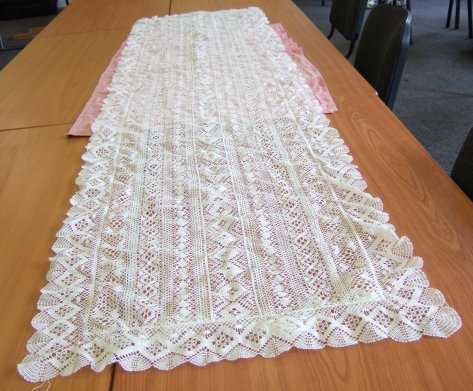 Tochon Lace Tablecloth